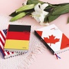 National Flag Hardcover Notebook
