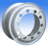 tube steel wheels