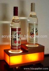 LED Acrylic Alcohol Display & Holder
