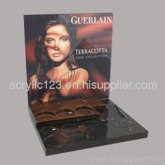 acrylic cosmetic display counter