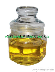Refined Cold Pressed Golden Yellow Wheatgerm Oil as Food