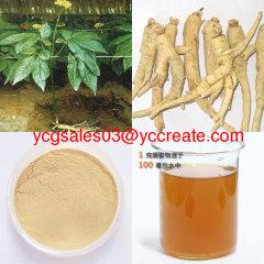 Ginseng Panax extract; Ginsenosides