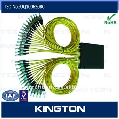 ftth splitter / gpon ftth / fiber optic plc splitter from