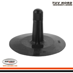 Tube valves rubber base