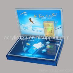 acrylic tobacco display