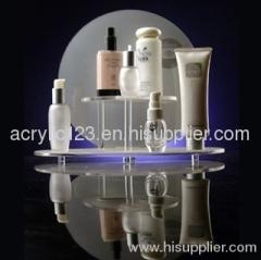 acrylic cosmetic display case