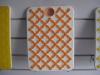 anti-slip plastic cutting board with TPU/TPE Decorative pattern