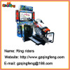 Thailand Simulator racing game machine 42 LCD Full Motion Cabinet Ring riders-MR-QF294