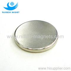 Neodymium magnet dics NdFeB disc