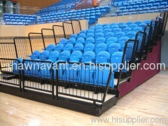 audience seating sports seating telescopic seating tip-up st