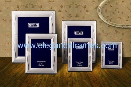 Silver plated frame for ducuments and certificate