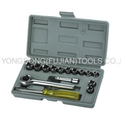 16PCS Socket Set