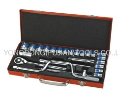 25PCS SOCKET SET