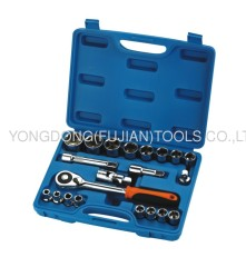 22PCS SOCKET SET