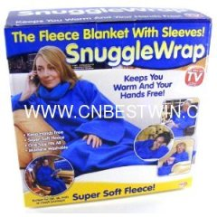 Fleece Snuggle Blanket