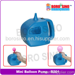 portable balloon air pump