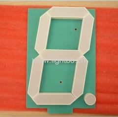 7-inch grote maat 7 segment geleid numerieke displays voor semi-outdoor applicatie