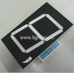 5インチの大型サイズの7セグメントは、DPとカンマで数値LEDディスプレイ