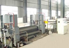 Hydraulic Metal rolling machine