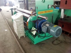 Four rollers rolling machine