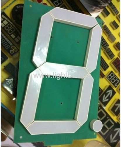 "10 inch seven segment led display;10"" 7 segment led display;"