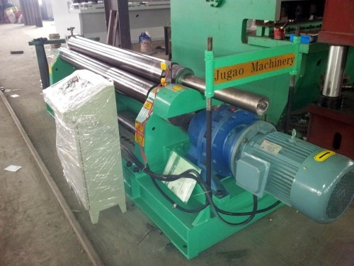 aluminum roll forming machine