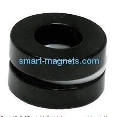 Sintered NdFeB ring magnet epoxy resin