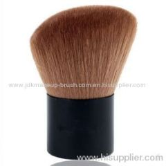 nylon hair kabuki brush