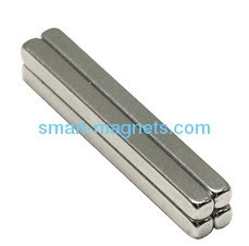 Sintered NdFeB magnet rectangle