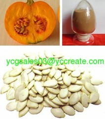 Pumpkin seed extract, Fatty acids