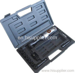 "17PC 1/2"" Air Ratchet Wrench Kit"