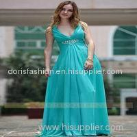 hot sale floor length cocktail evening gown party dress 2014