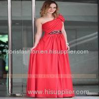 hot sale floor length red sexy evening dress fashion 2014