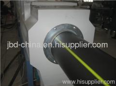 HDPE water supply and drainage pipe making machine