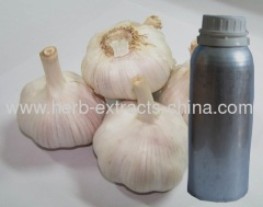 1kg aluminium bottle pack size Garlic Oil