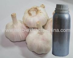 1kg aluminium bottle pack size Garlic Oil