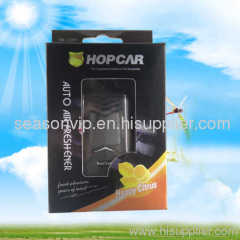auto air freshener for car /export fragrance manufacturer