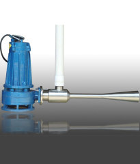 0.75/1.5/3/4/5.5/7.5(kw)Submersible Ejector Pump with Head10-16m