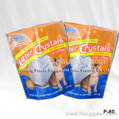 plastic cat litter bags
