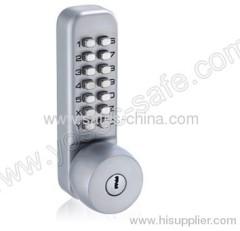 Digital key lock China/electronic digital code door lock M-160C