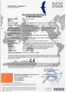 air nailer stapler CE certificate