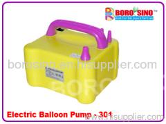 Portable balloon pump