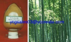 Bamboo Leaf Extract, Flavones, Silica