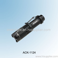 10W CREE XML T6 Torch With Zoomable Function ACK-1124