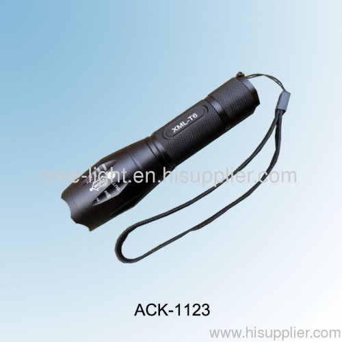 CREE XML T6 10W LED Zoomable Torch High Power Lamp
