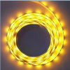 Yellow Flexible LED Strips with SMD 3528 ,120 LED/ M
