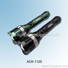 10w 500Lumens Focus Flashlight CREE XM-L T6 ACK-1125
