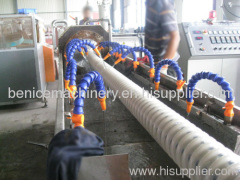 COD cable counmmation pipe making machine