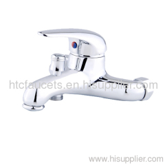 Single Handle Brass Kitchen Mixer