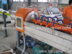 COD cable communication pipe processing machine